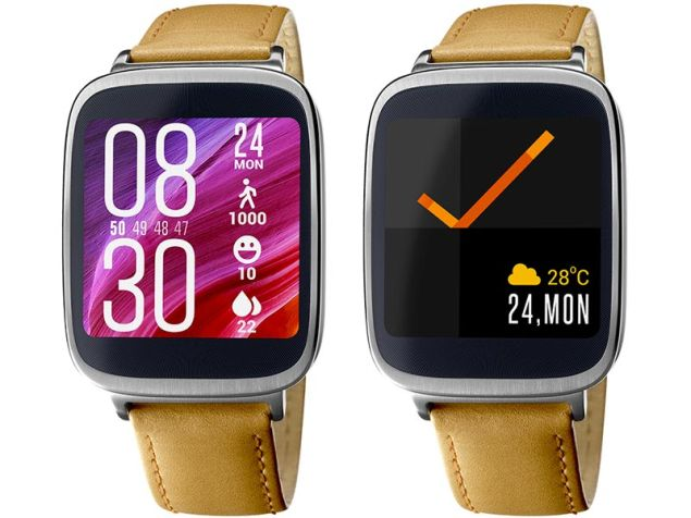 ASUS ZenWatch is included for sells in Google Play Store