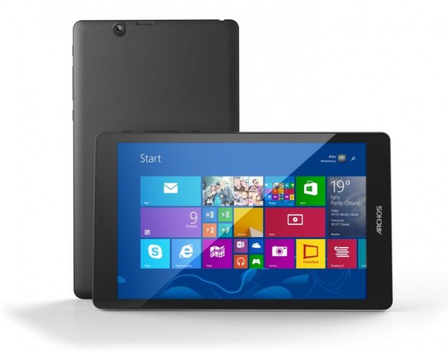 Archos 80 Cesium Tablet is Officially Introduced