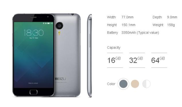 Meizu MX4 Pro Enters the Mobile Arena in China