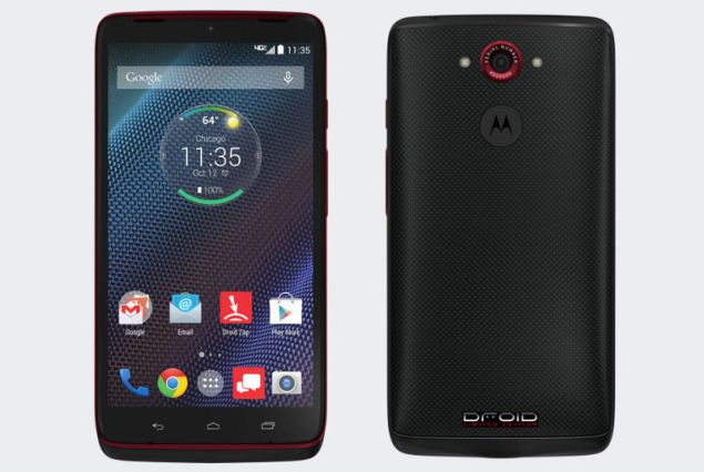 Motorola Droid Turbo Employee Edition was Spotted on Verizon's Website
