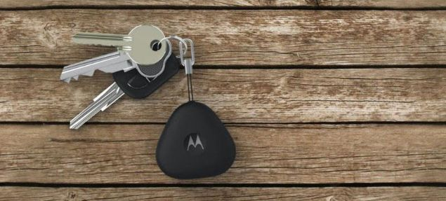 Motorola Keylink is the New Key Tracker Already Available for Purchase