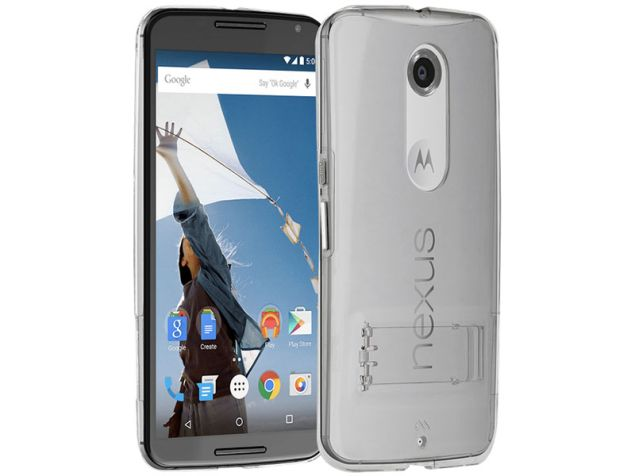 Two Nexus 6 Cases are Almost Ready to Hit the Markets
