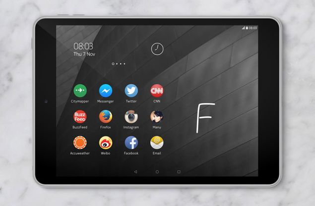 Nokia Unveiled the 7.9-inch Tablet Nokia N1