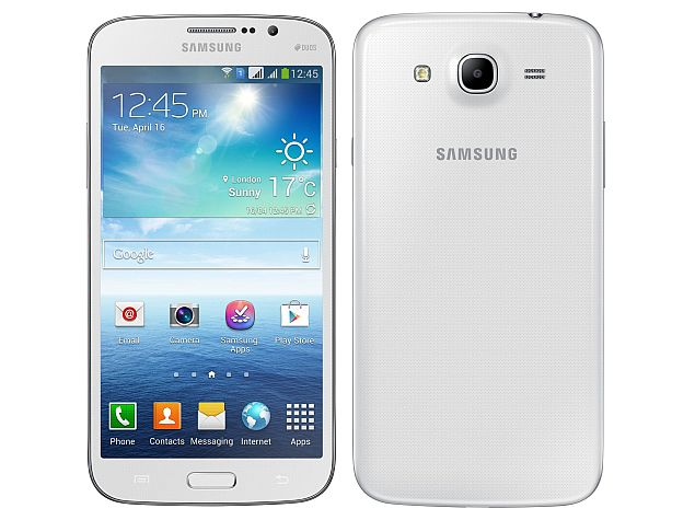 Samsung Galaxy Mega 2 arrives