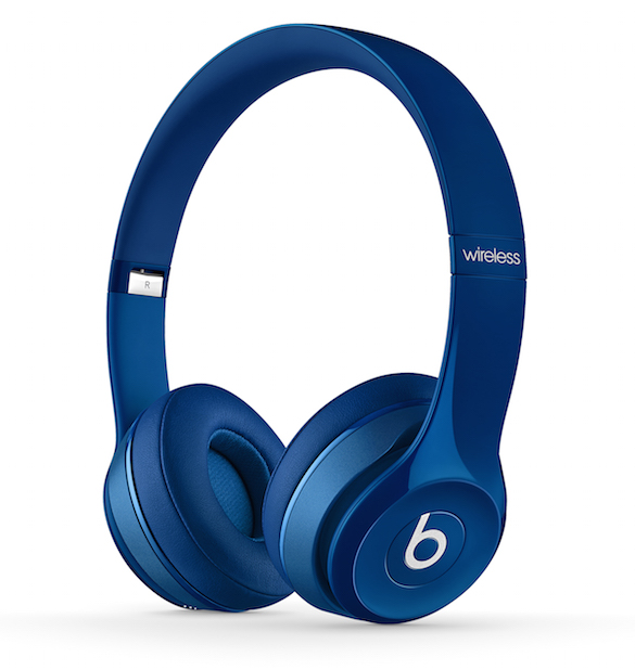 Apple-owned Beats Announced the Solo2 Wireless Headset