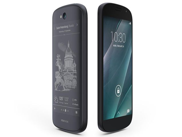 Two Faces, One Phone – the YotaPhone 2 is Coming Soon