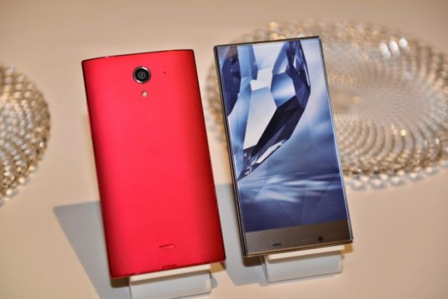 Sharp AQUOS Crystal X will be up-for-grabs in Japan this month