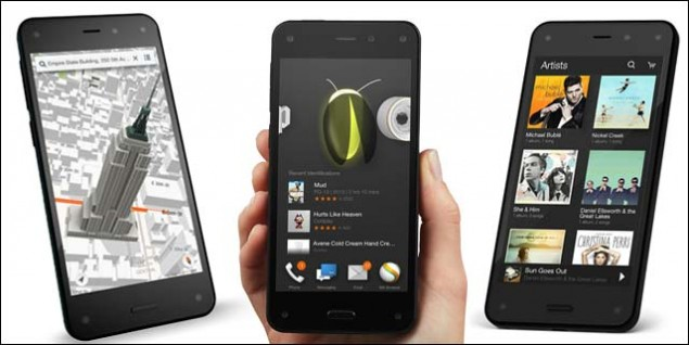 Amazon Fire Phone gets an update with loads of improvements