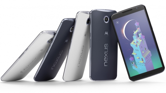 Nexus 6 is released by Motorola