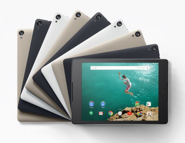 Nexus 9 LTE is up-for-grabs in the US