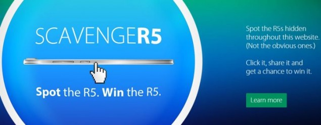 Oppo R5 is Coming to International Markets, and You can Win One!