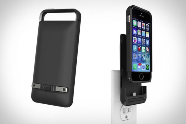PWR Case from Prong for iPhone Gives Solution to Wallhuggers