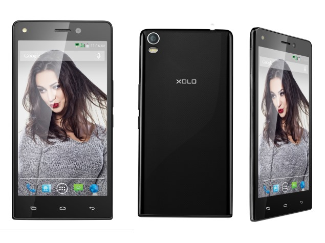 Xolo Opus 3 is unveiled in India