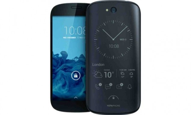 YotaPhone 2 Hits the Markets in Over 20 Countries in Europe