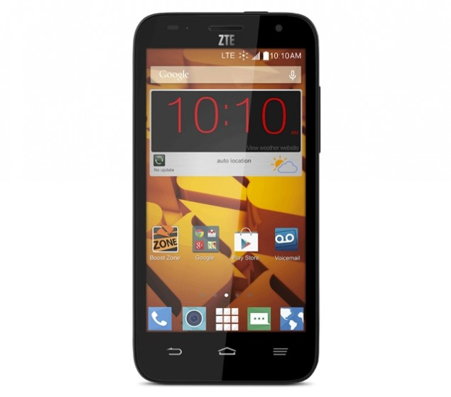 ZTE Zinger and ZTE Speed Go for Sells in T-Mobile and Boost Mobile
