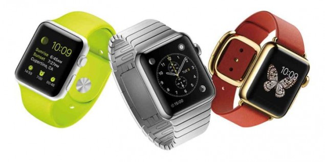 Apple Watch is getting launched in April 2015