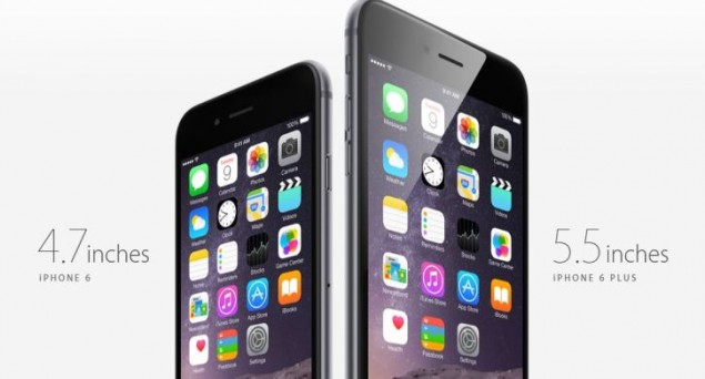 Apple iPhone 6 is the biggest flagship until today
