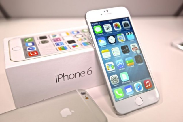 Apple iPhone 6 first render