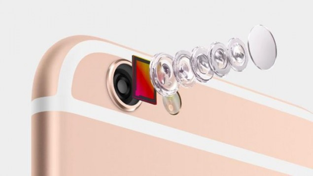 Apple iPhone 6 features 8MP iSight camera