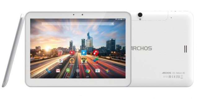 Archos intros three Helium slates and the smartphone Archos 50 Diamond