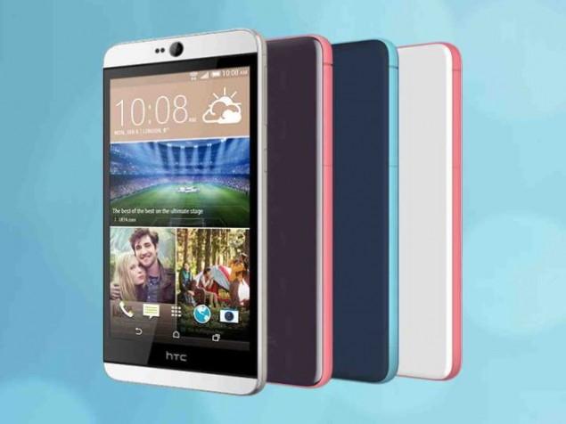 HTC Unveiled Two Smartphones of the HTC Desire Series at CES 2015