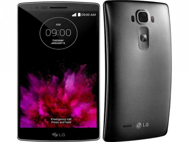 Powerful, Curvy and Impressive – LG G Flex2 is Here
