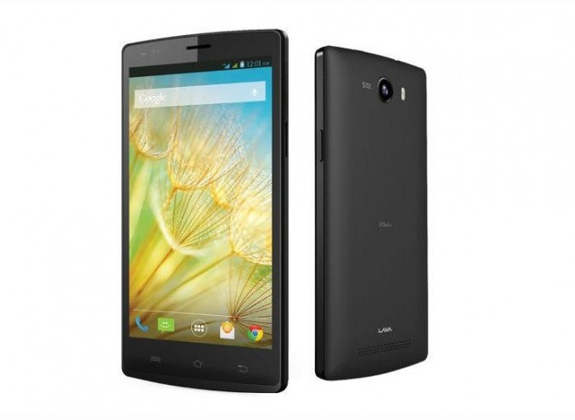Lava Iris Alfa Debuts in India