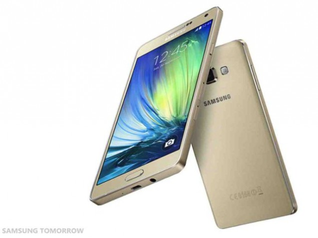 (Update) Samsung Galaxy A7 Goes Official