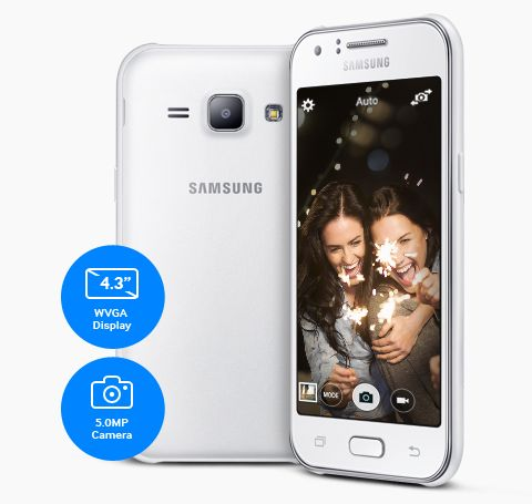 Samsung Galaxy J1 with Entry-Level Specs Debuts in Malaysia