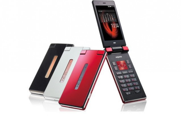 Sharp Aquos mini and the Flip Phone, Aquos K are Officially Unveiled