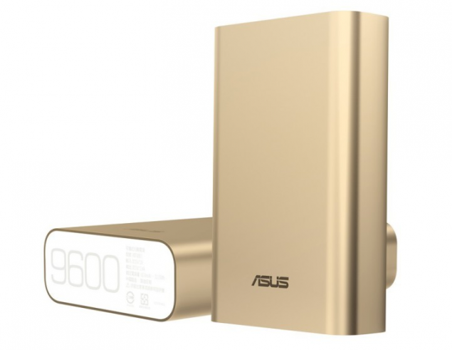 ASUS revealed new smartphone and a portable battery charger