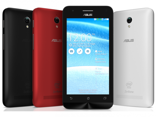 ASUS reveals a new smartphone and a portable battery charger