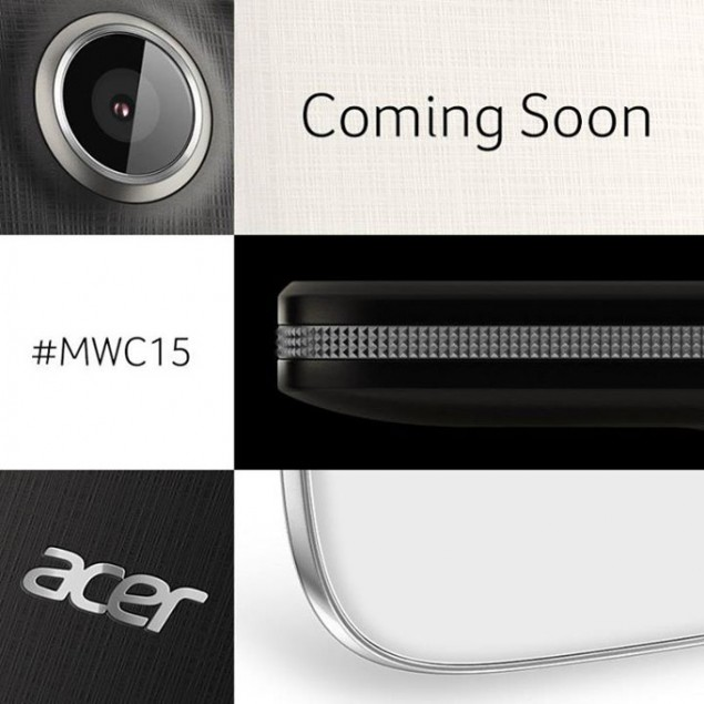 Acer is Preparing New Devices to Debut at MWC 2015