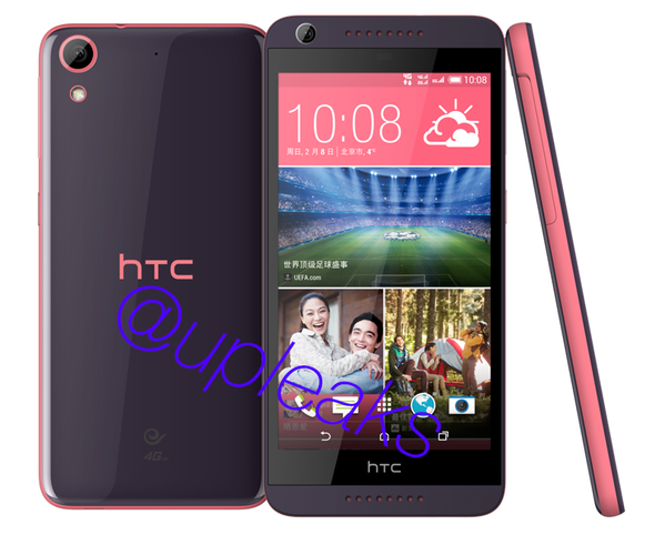 New Mid-Ranger on the Horizon – HTC Desire 626 Appears in a Leak