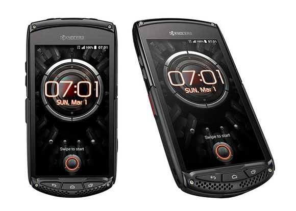 Kyocera Torque is Announced, Coming to Europe Soon
