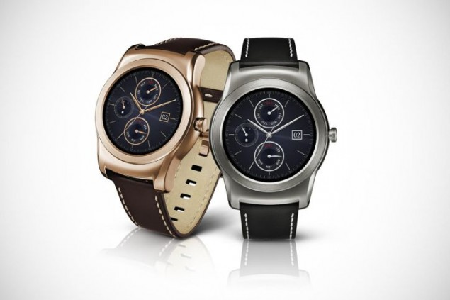 LG Watch Urbane is announced