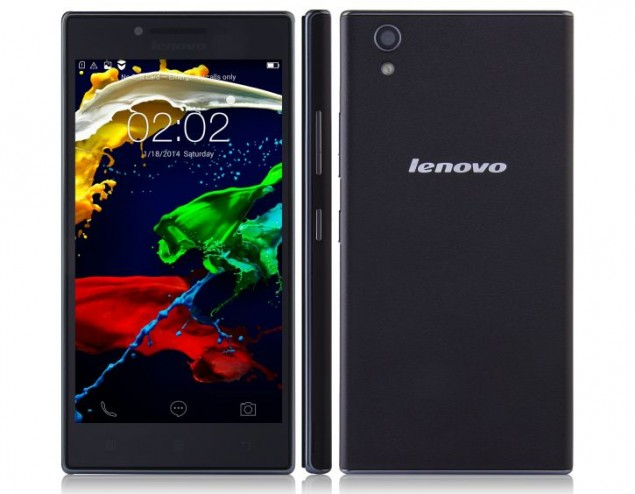 Lenovo P70 Enters the Tech Arena in China
