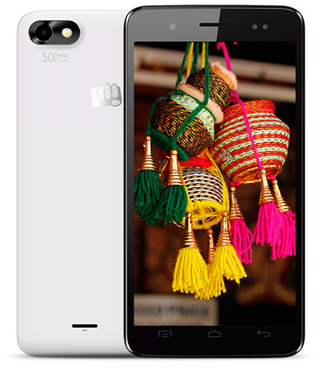 Micromax Bolt D321 Appears on the Official Website of the Company