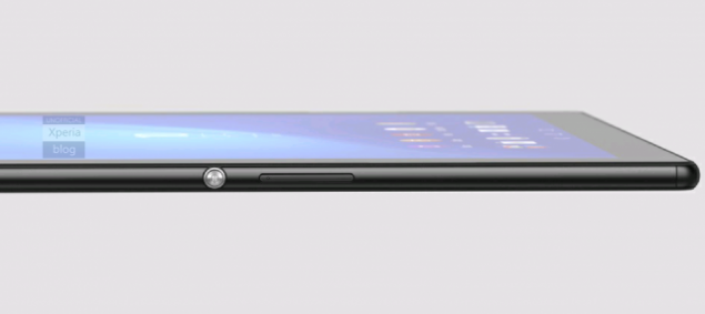 Surprise, Surprise – a High-End Tablet is Coming Soon – Sony Xperia Z4 Tablet