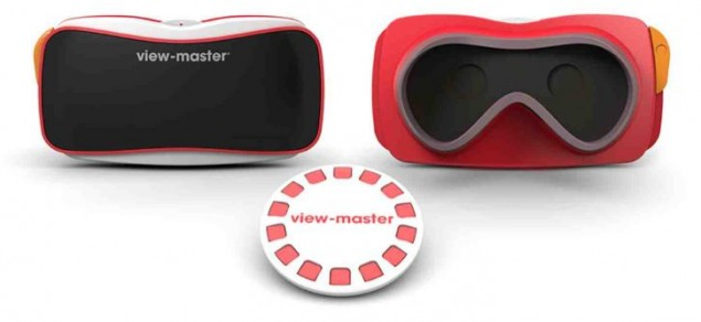 View-Master is the newly announced VR headset