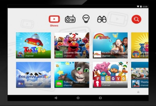 YouTube Kids for Android is launching on February 23