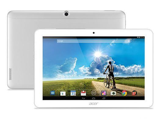Acer Iconia Tab 10 is unveiled