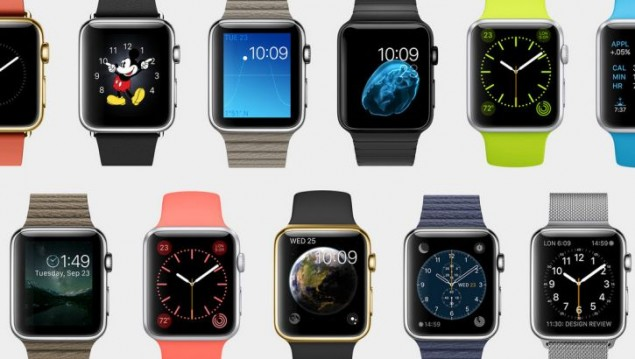 Apple Watch goes official, getting released in April