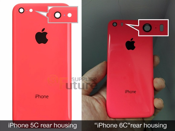 New Leak Claims to Present Photos of Apple iPhone 6C