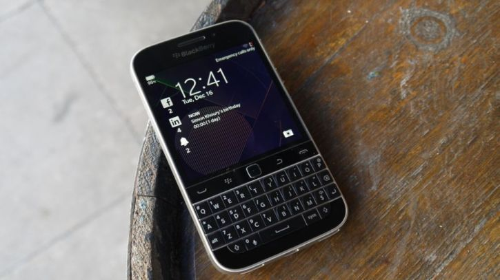 BlackBerry Classic Lands in Indonesia