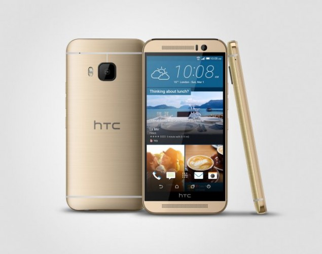 HTC One M9 is Finally Here, Announced at MWC 2015