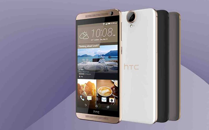 HTC One E9+ specs listed in HTC China