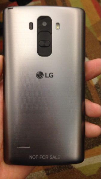 LG G4 is Posing for the Camera in Alleged Photo