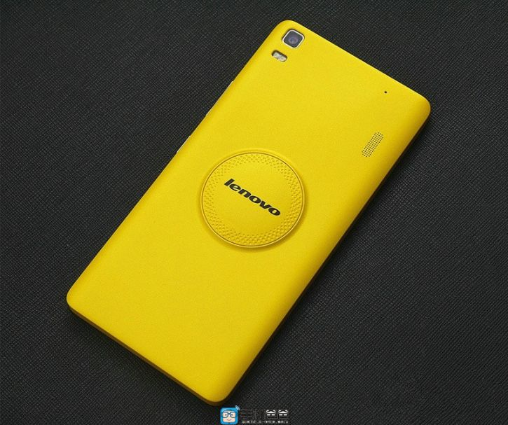 Lenovo K3 Note is unveiled officially