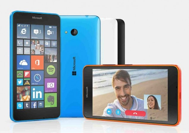 Microsoft Lumia 640 and Lumia 640 XL are the New Smartphones Unveiled at MWC